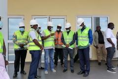 Minister of Aviation Visits Takoradi Airforce Base